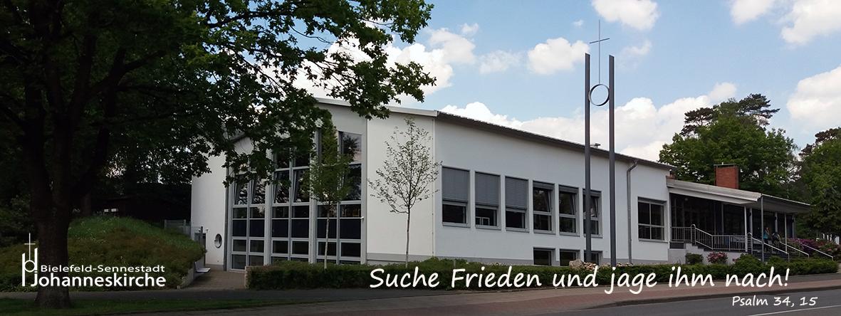 Evangelisch-Freikirchliche Gemeinde Bielefeld-Sennestadt Johanneskirche